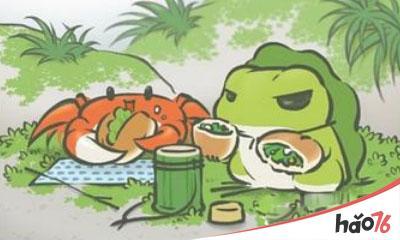 旅行青蛙明信片有什么用?