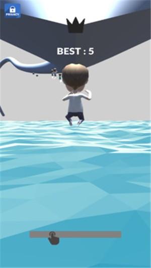 人类高空飞索游戏免费版安装